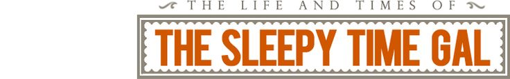 """The Sleepy Time Gal--""""unschool"""" ideas and books to read!"""