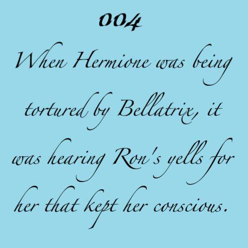 Romione Facts - Harry Potter Fan Art (23944048) - Fanpop