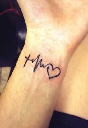 32+ Trendy Tattoo Handgelenk Hope