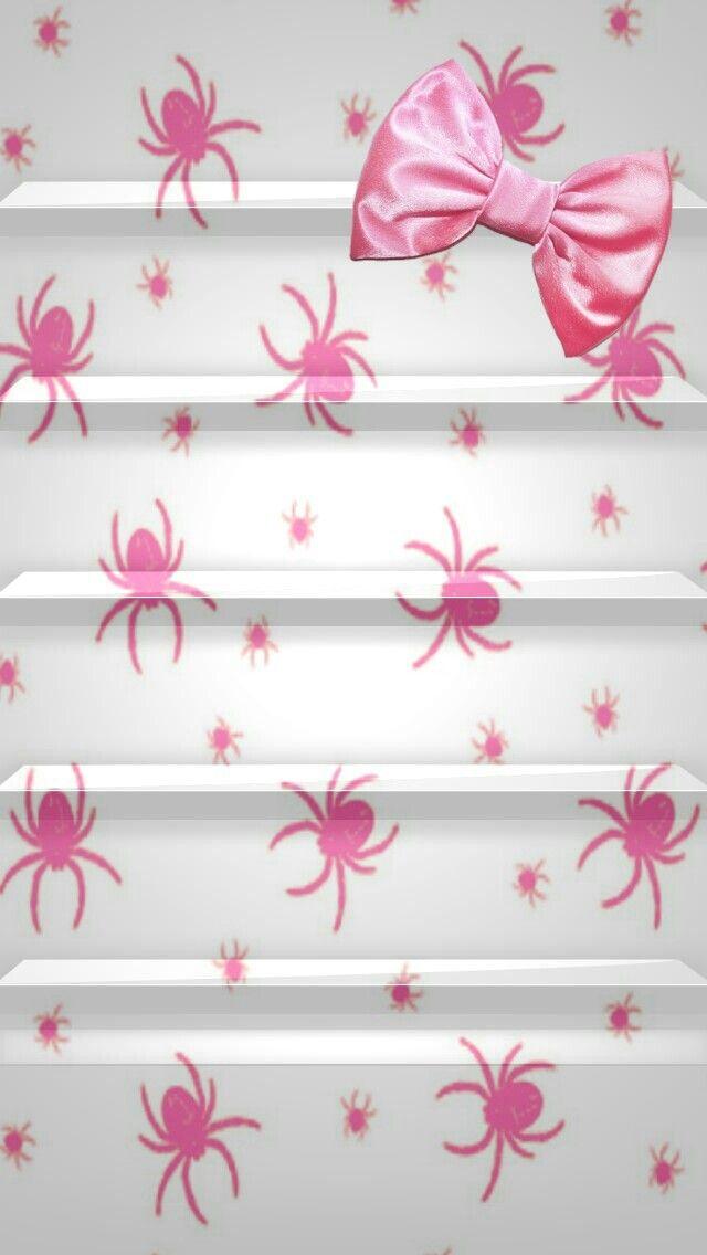 Pw spider shelf