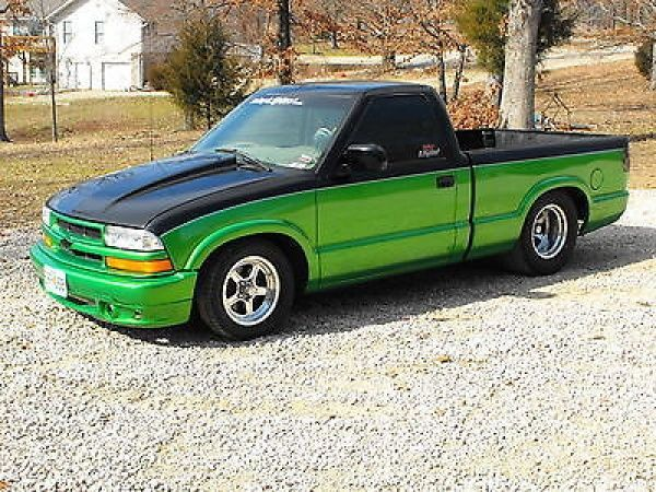 Image result for CHEVROLET S-10 custom