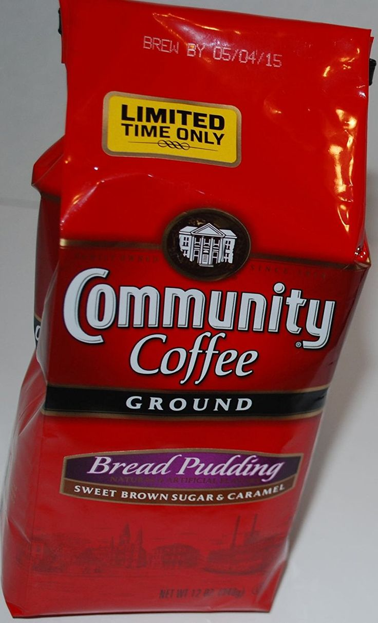 Community Coffee Ground Bread Pudding Traditional Coffee (Pack of 3) >>> If you love this, read review now : Fresh Groceries