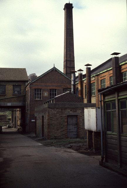 Thomas Glenister, Temple Works, High Wycombe
