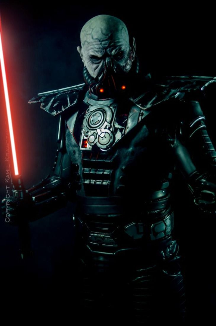 Trayaurus (or is it Darth Malgus?): Harper's mentor in the ways of the force. Harper's heart tells her to trust and keep faith in her teacher. But a run-in with Darth Talon has cast a shadow of doubt in her mind. Harper is torn...should she keep faith in all that she has learned, or should she heed the warnings of a known Sith Lord?