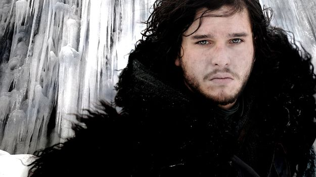 """Otherwise known as poor Jon """"you know nothing"""" Snow."""