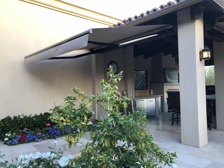 Retractable Awnings Phoenix Retractable Awning Outdoor Living Areas Awning