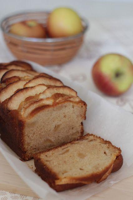 bizcocho de manzana en Mis recetas favoritas