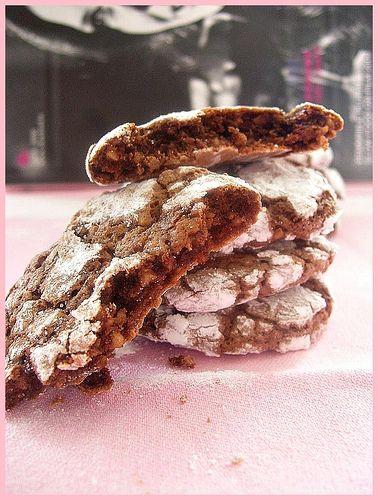 biscotti fondenti  con farina di mandolrle