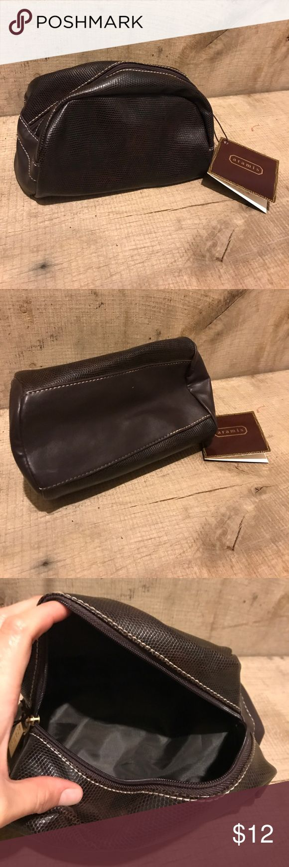 Aramis cosmetic bag Aramis cosmetic bag-New/no flaws/perfect for traveling-any questions just ask! aramis Bags Cosmetic Bags & Cases