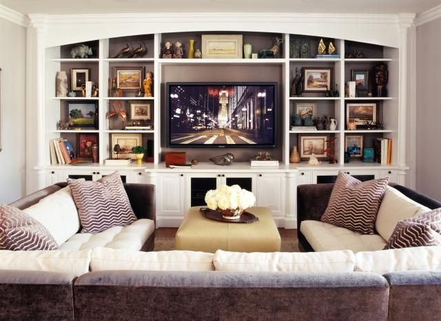 Jeff Andrews Designs A Sparkling Home In Beverly Hills: A Sophisticated Media Room