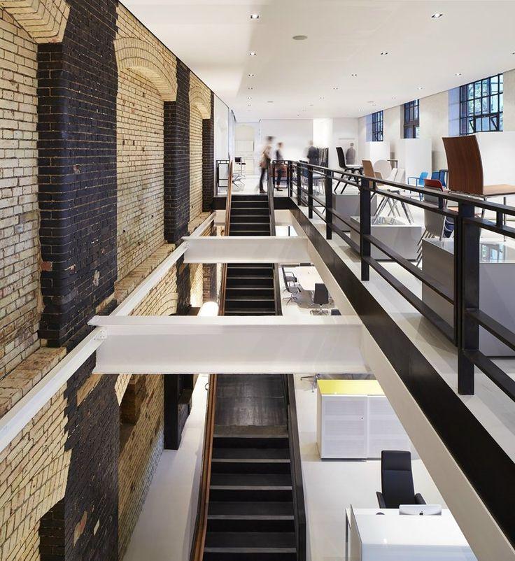 Brunner Showroom, London, 2013 - McDowell+Benedetti
