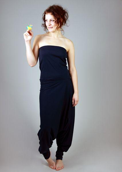 Saroueldress Mimi (Kleid und Hose in Einem) von KnowMe