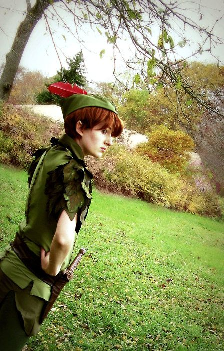 Peter Pan from Peter Pan #DisneyCostume #DisneyCosplay