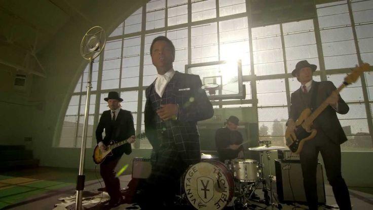 "Vintage Trouble - ""Pelvis Pusher""  ( Official Music Video )"