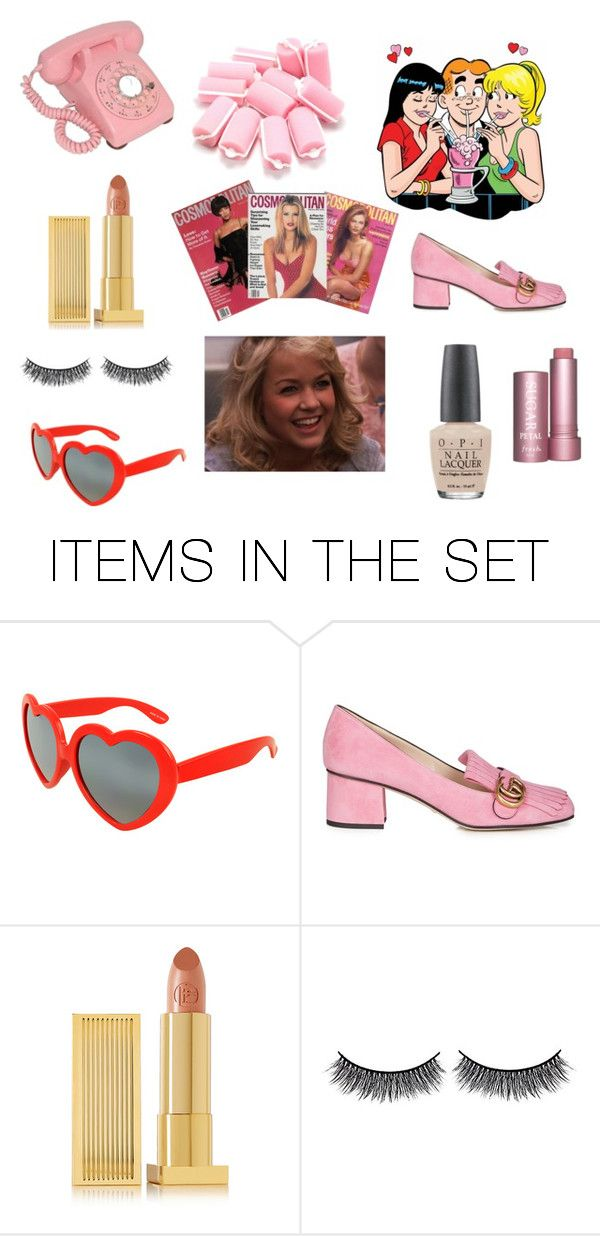 """""""having a crush"""" by skybluepatricia on Polyvore featuring art"""