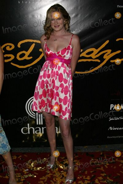 Nicholle Tom Picture - Nicholle Tomat the Ed Hardy Vintage Tattoo Wear Fashion Show Hollywood CA 05-21-05