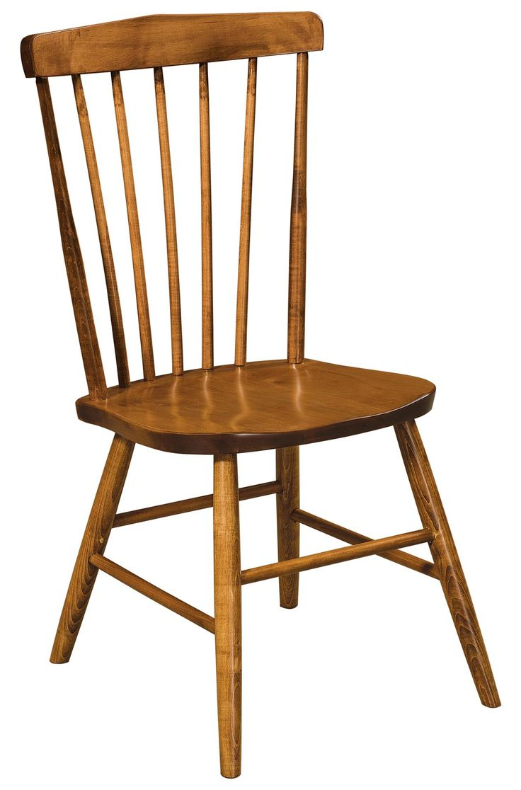 Amish Cantaberry Dining Side Chair Embrace Your Love For Country Style  Furniture With The Cantaberry.