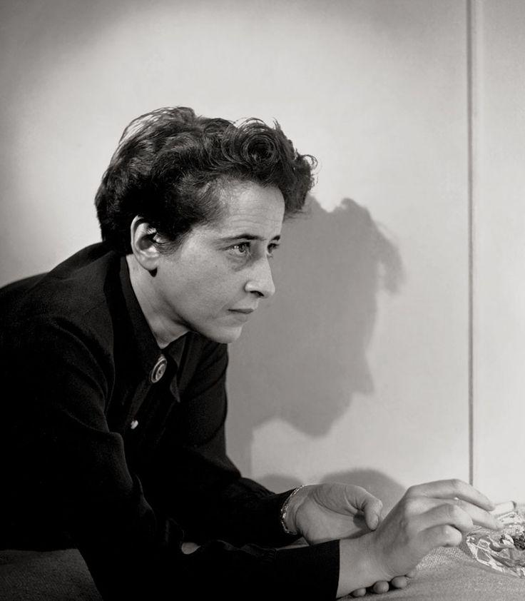 Hannah Arendt, New York 1944