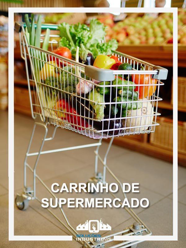 Carrinho De Supermercado Carrinho De Supermercado Supermercado Carrinho