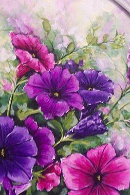 Petunia - MY FAVORITE FLOWERS!