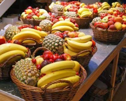 banana get well fruit hampers