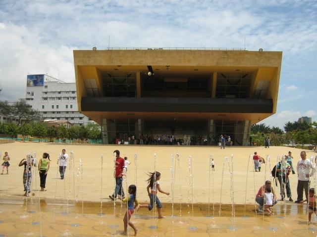 Parque de los Deseos - Felipe Uribe de Bedout