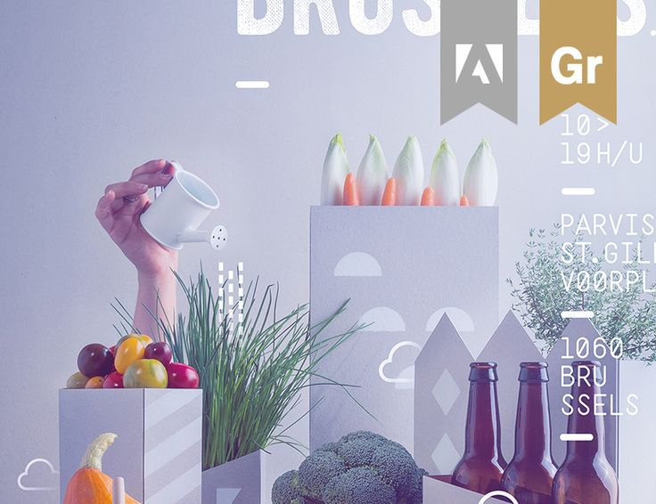 """다음 @Behance 프로젝트 확인: """"Taste of Brussels"""" https://www.behance.net/gallery/42870531/Taste-of-Brussels"""