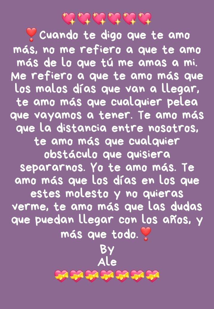Imagen Sobre Mensaje De Amor Para Novio De Laysha De La Rosa En