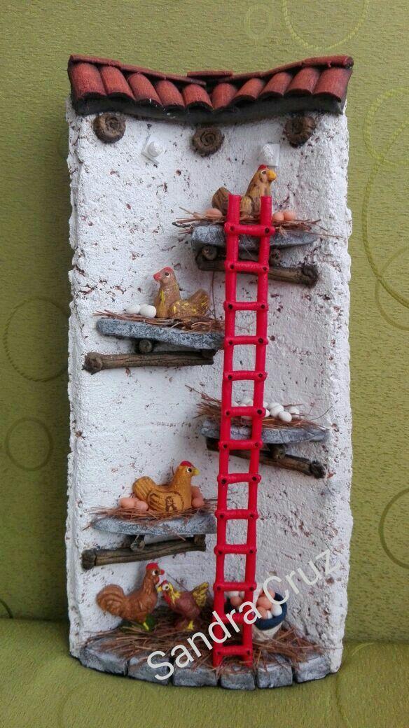 9 best Mis trabajos manuales images on Pinterest Apple tree - trabajos manuales