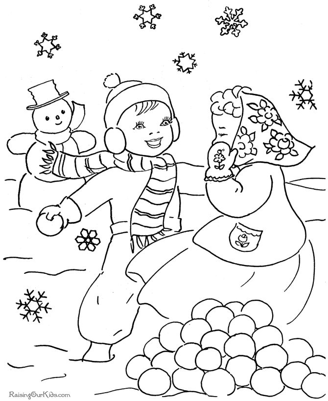 562 best Color me pretty Snowmen images on Pinterest Coloring
