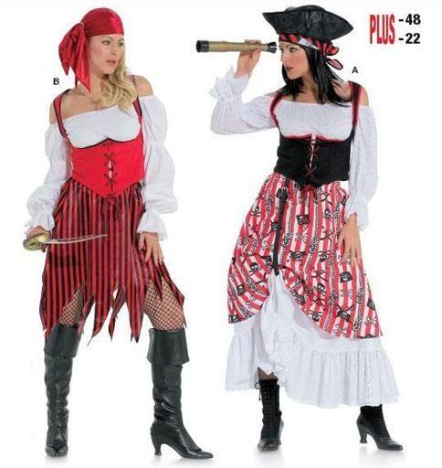 Выкройки костюма пират для взрослых