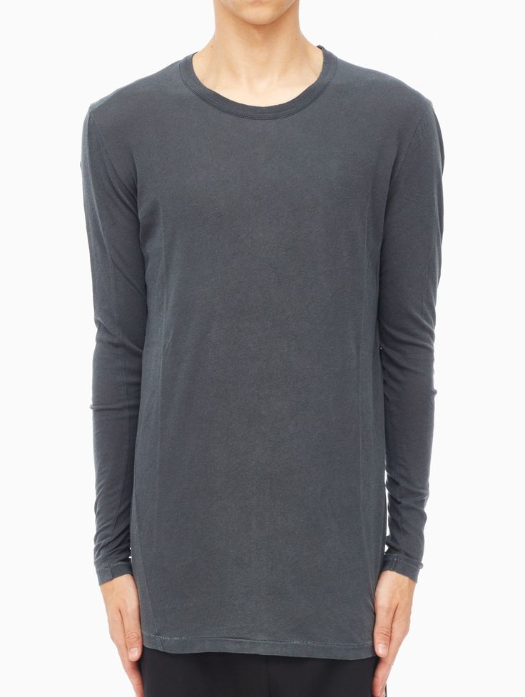 Tityos long sleeves tee from the F/W2015-16 Silent Damir Doma collection