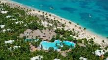 The 5-star All Inclusive Iberostar Bávaro Hotel is tucked away in a coveted location between lush tropical gardens and the incredible Playa Bávaro, an amazing beach with powdery soft white sand and intensely rich turquoise waters. www.starshiptravel.com