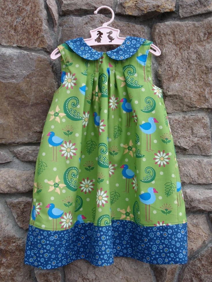 Pukeko Dress