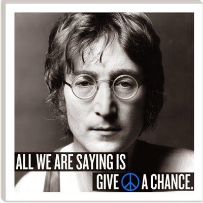 John Lennon Quotes ~ QuotesTank #WiseSayingsIAdmire