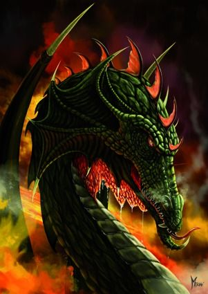 Dragon by Leonardo Meschini LeonardoMeschini