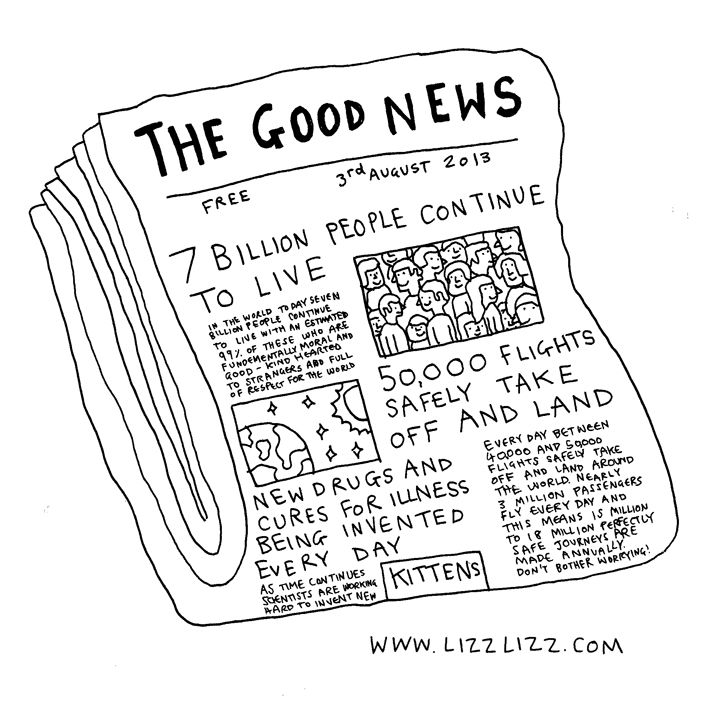 If only we had news like this to look forward to every single day,