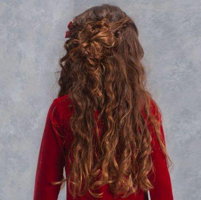 childrensalon, christmas, kids, hairstyles, hair, holiday, kapsels, kerst, ideas - www.mamametstijl.com