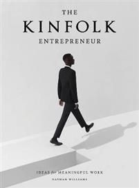 In The Kinfolk Entrepreneur, author Nathan Williams introduces readers to 40 creative business owners around the globe, offering an inspiring, in-depth look behind the scenes of their lives and their companies. Pairing insightful interviews with striking images of these men and women and their workspaces, The Kinfolk Entrepreneur makes business personal. The book profiles both budding and experienced entrepreneurs across a broad range of industries (from fashion designers to hoteliers) in…