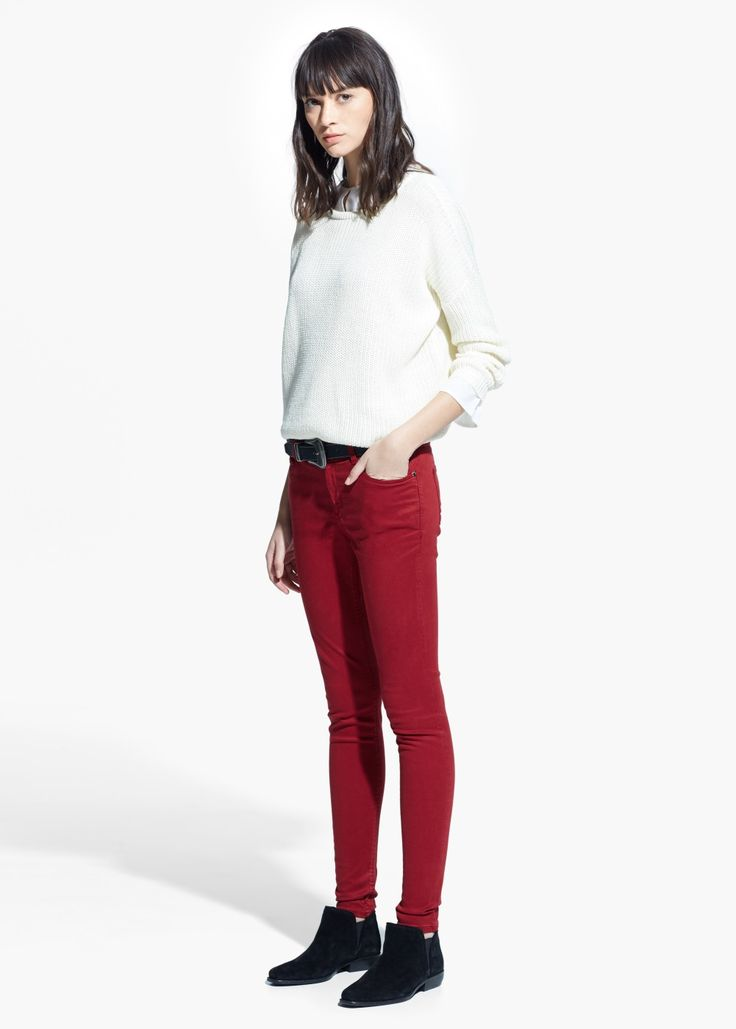 Skinny Lectra jeans
