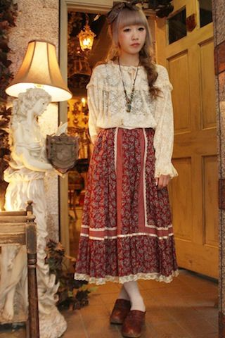 Saori, Dolly-kei Fashion
