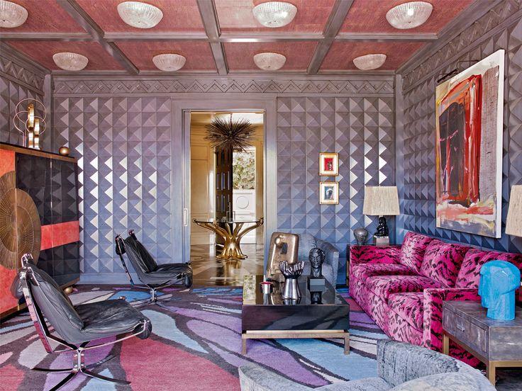 Una Villa De Kelly Wearstler