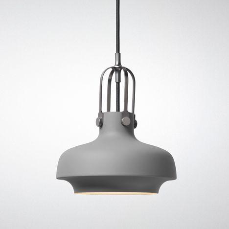 Space Copenhagen creates nautical lamps for &tradition.