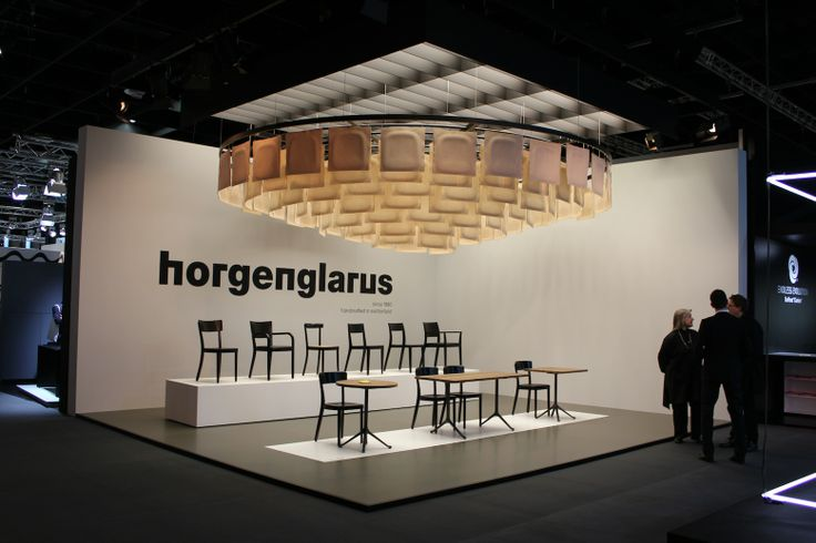 horgenglarus at imm cologne 2014 #exhibitdesign #tradeshow #eventprofs