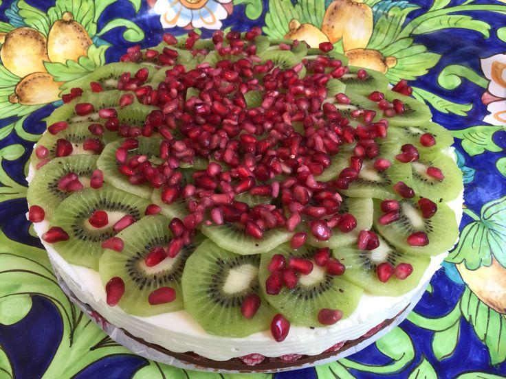 Cheesecake per Dona 18/09/2015