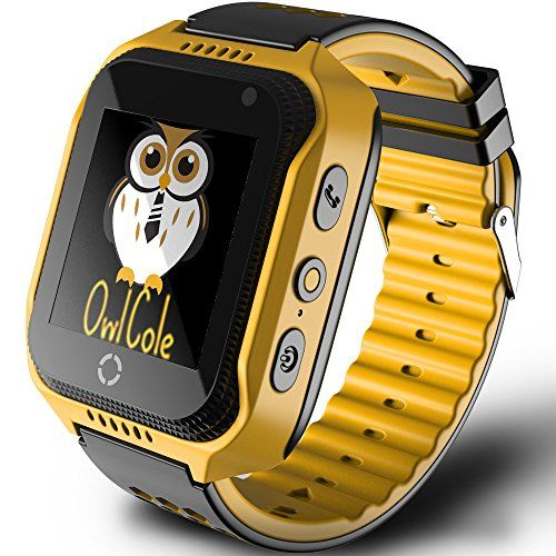 Smart Watch For Kids Best Phone Watch Birthday Holiday Gift With GPS Tracker Camera Touchscreen SOS for iPhone Android Smartphone Pedometer for Children Boys Girls. For product & price info go to:  https://all4hiking.com/products/smart-watch-for-kids-best-phone-watch-birthday-holiday-gift-with-gps-tracker-camera-touchscreen-sos-for-iphone-android-smartphone-pedometer-for-children-boys-girls/