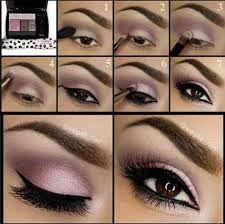 maquillage des yeux étape par étape - Recherche Google