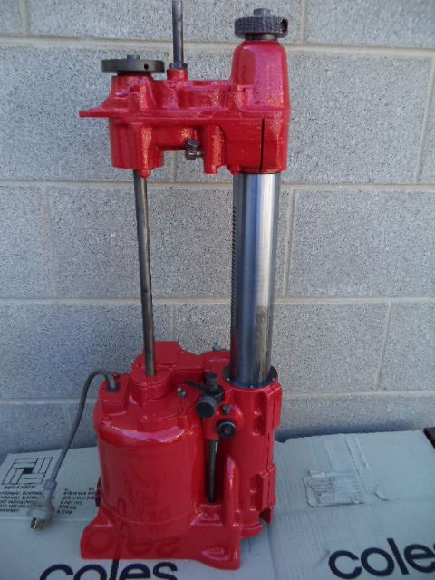 Van Norman Portable Boring Machine Engine Cylinder Borer