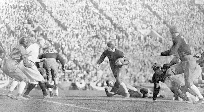 Read The Birmingham News' 1926 Rose Bowl game story