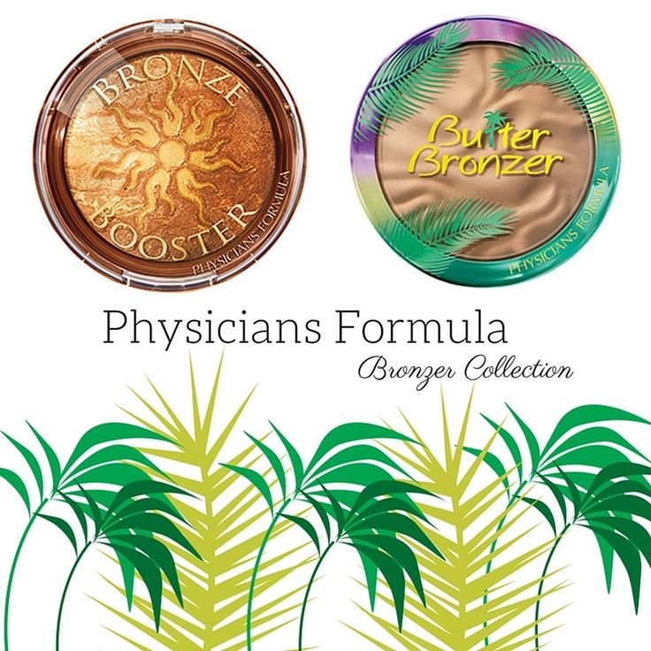 Physicians Formula Bronzer Collection for Spring 2016 | http://www.musingsofamuse.com/2015/12/physicians-formula-bronzer-collection-for-spring-2016.html